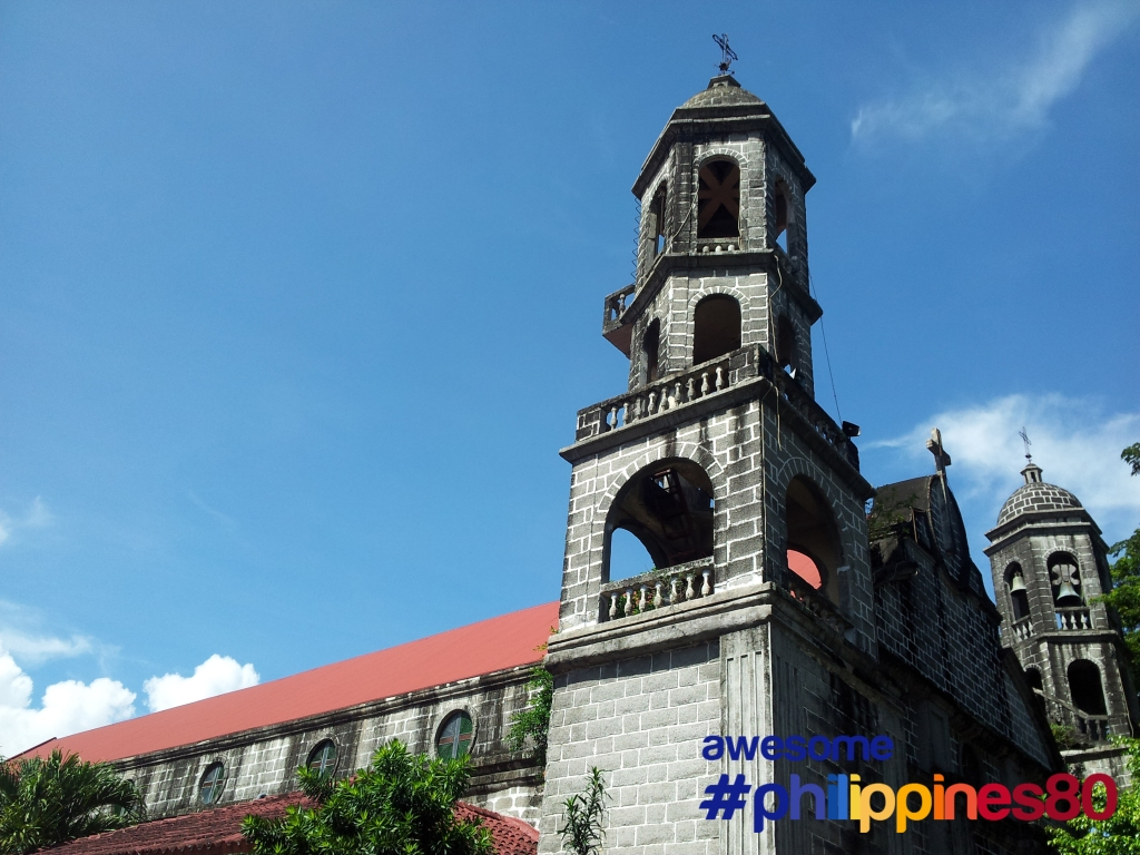 Laguna | The Century-Old and Historic Calamba Church of St John the Baptist | Top Places To See In Laguna