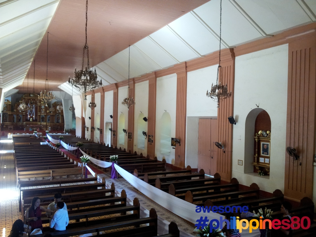 20120Laguna | The Century-Old and Historic Calamba Church of St John the Baptist | Top Places To See In Laguna