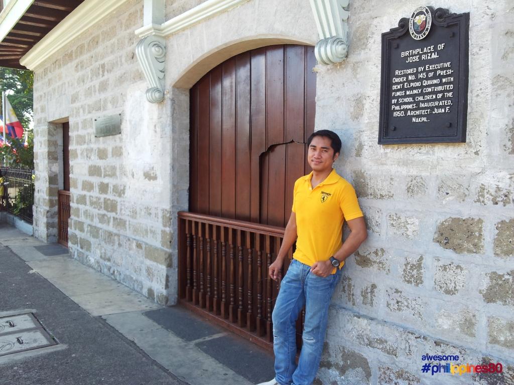 Laguna | Bahay Ni Rizal | Top Places To See In Laguna