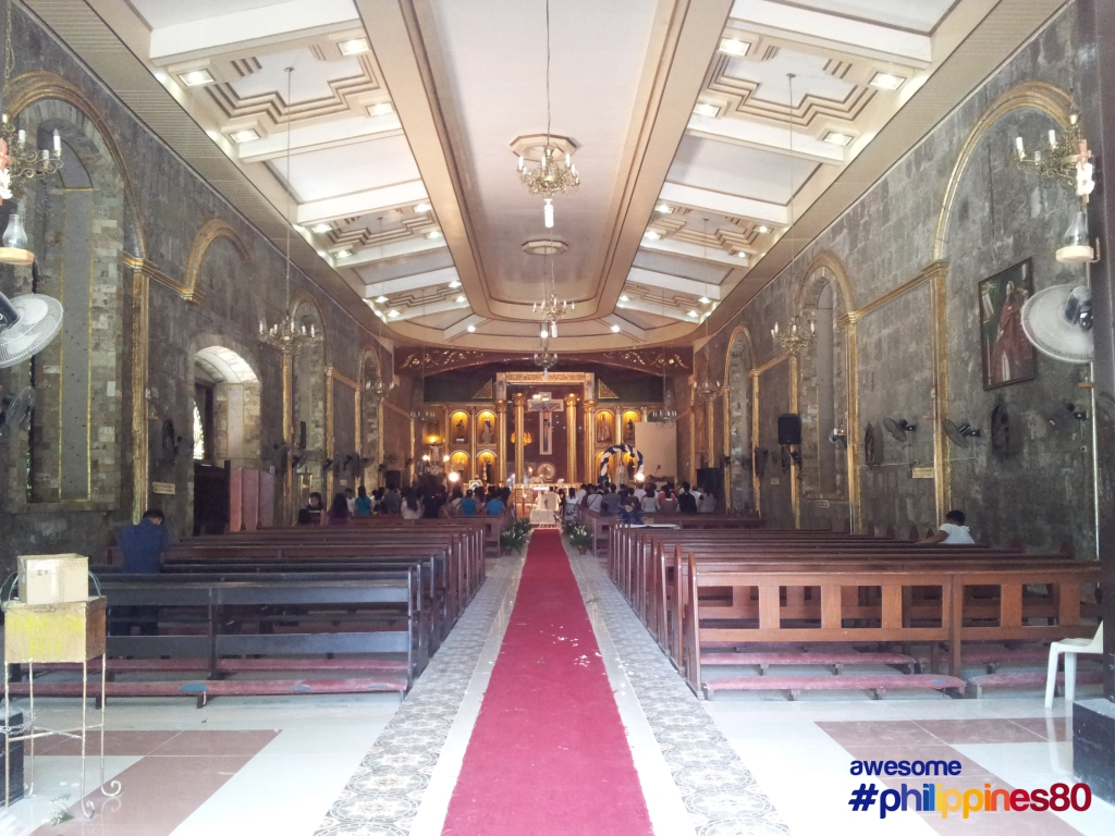 Laguna | The Century-Old Bay Church of St Agustine | Top Places To See In Laguna