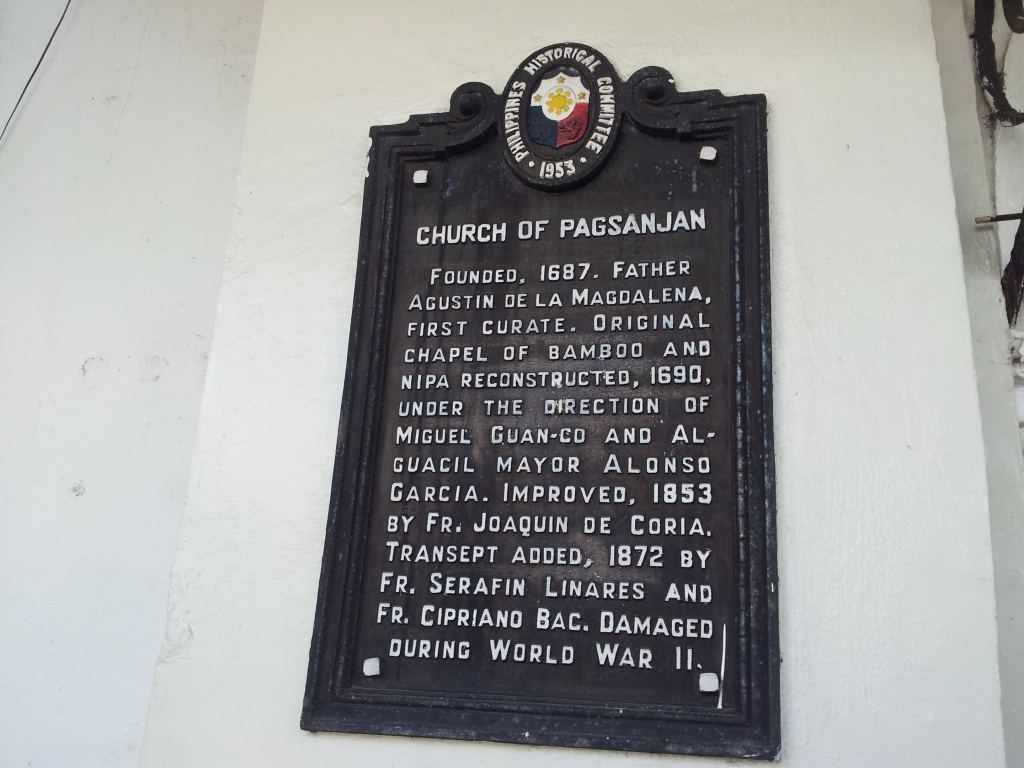Laguna | The Century Old Pagsajan Church of Our Lady of Guadalupe | Top Places To See In Laguna