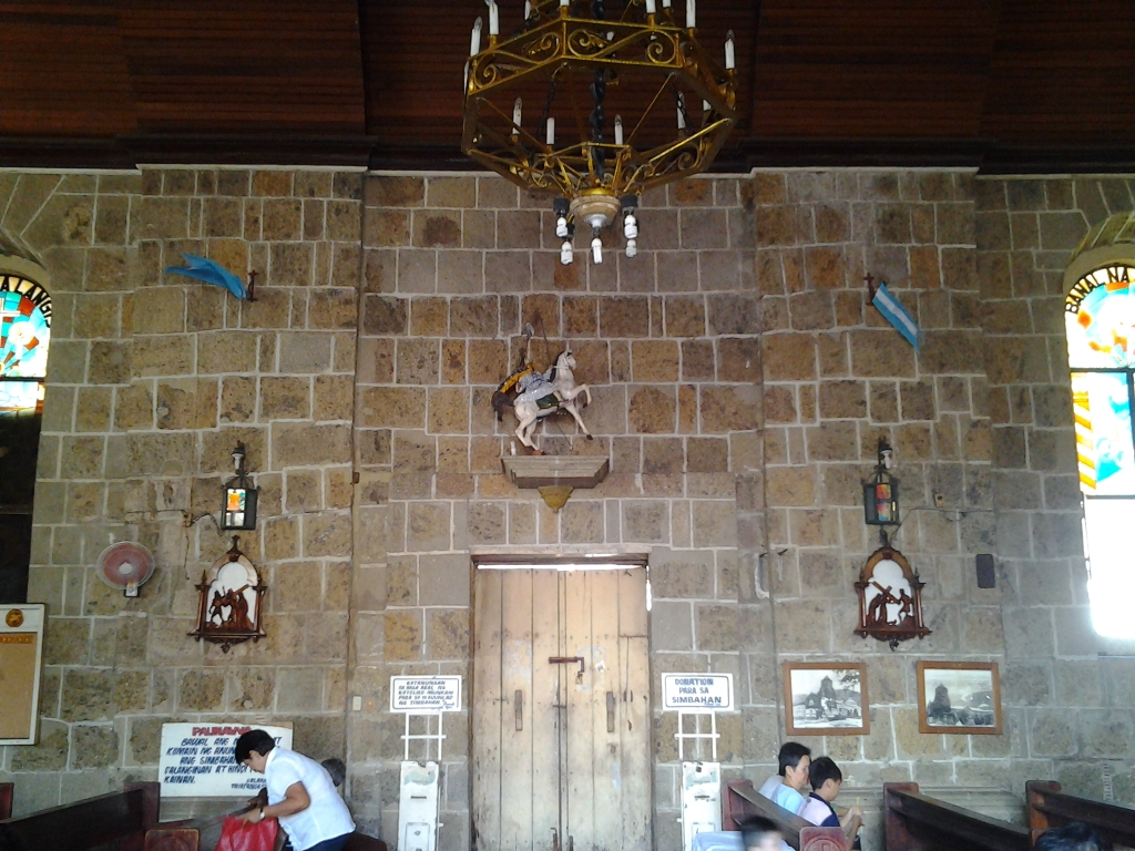 Laguna | The Century Old Paete Church of St James the Apostle | Top Places To See In Laguna