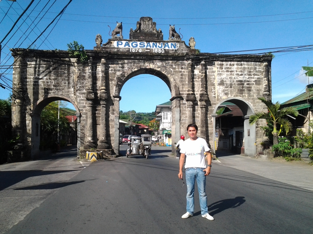 Laguna | Pagsanjan Arch | Top Places To See In Laguna