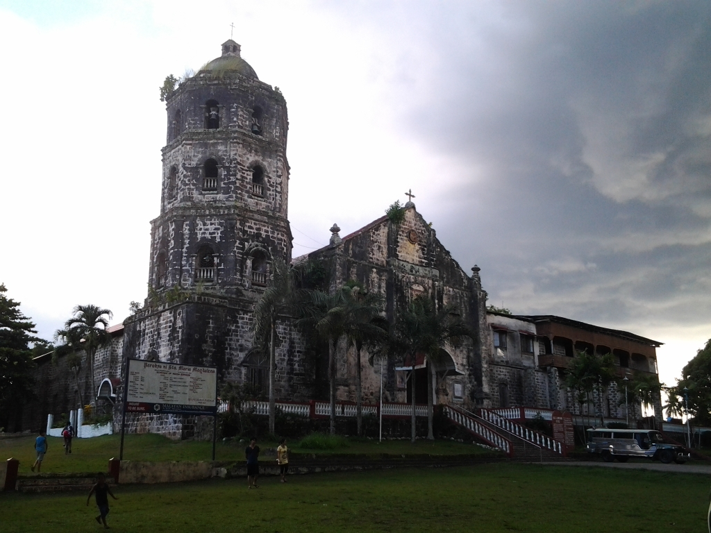 Laguna   The Century Old St Magdalene Church   Top Places To See In Laguna