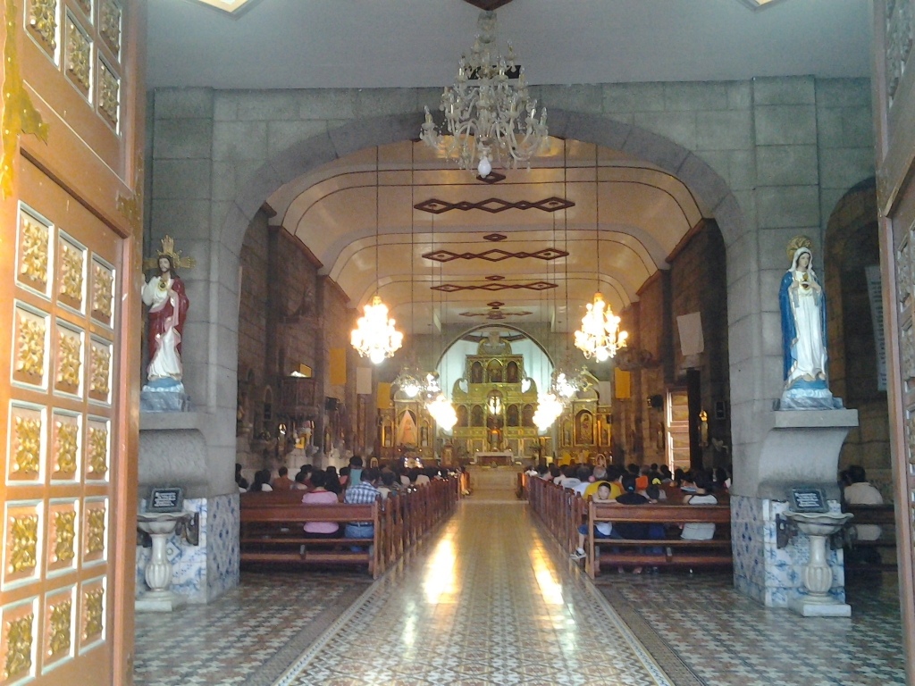 Laguna | The Century Old Nagcarlan Church of St Bartholomew the Apostle | Top Places To See In Laguna