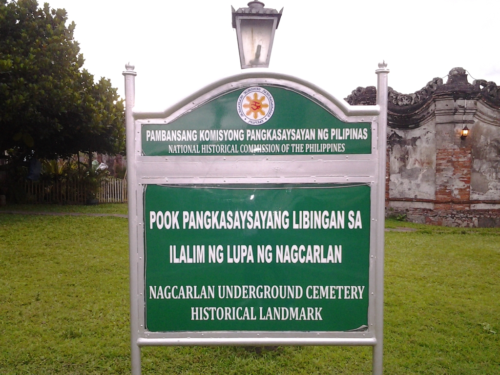 Laguna | Nagcarlan Underground Cemetery | Top Places To See In Laguna