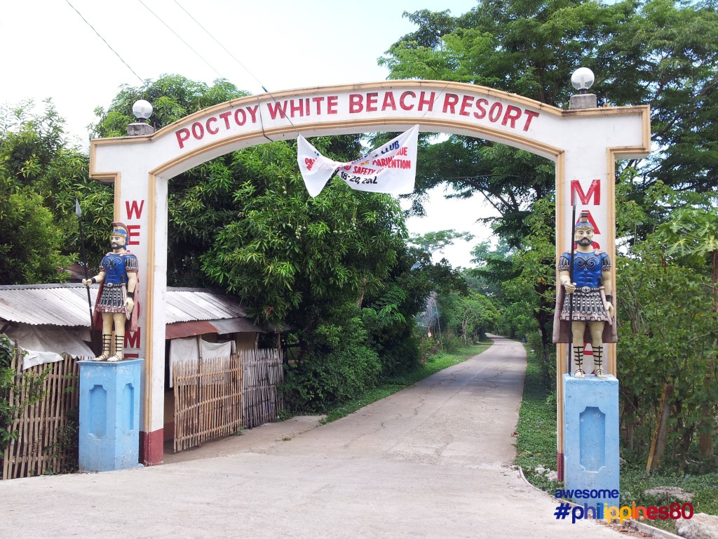 Poctoy White Beach