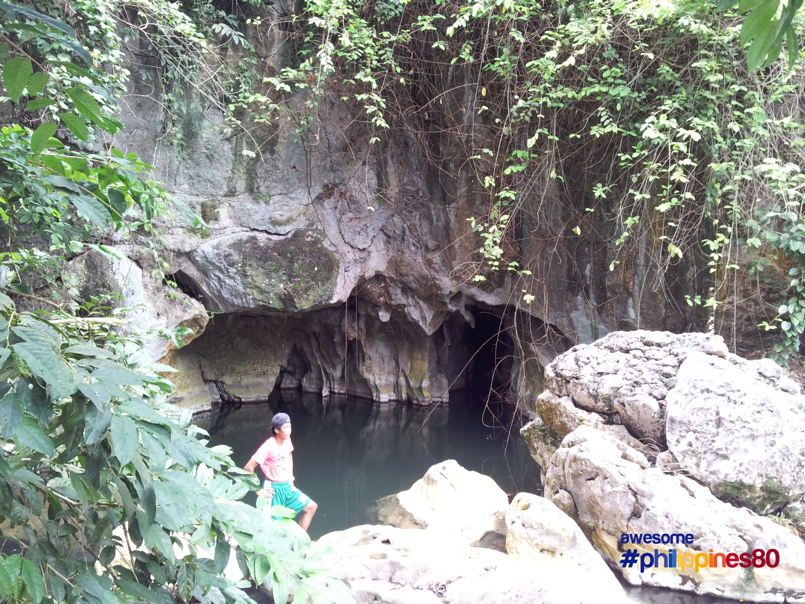 Marinduque Enchanting River Cave Of Bathala Cave System