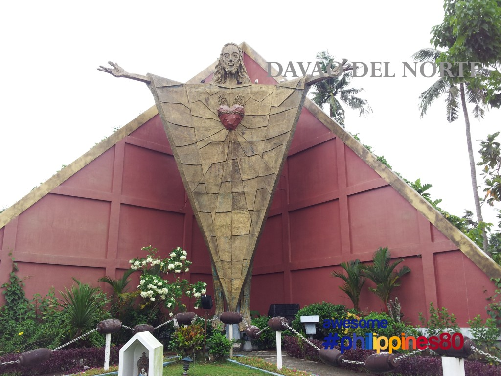 Davao Del Norte | World's Longest and Largest Wooden Rosary | Top Places To See In Davao