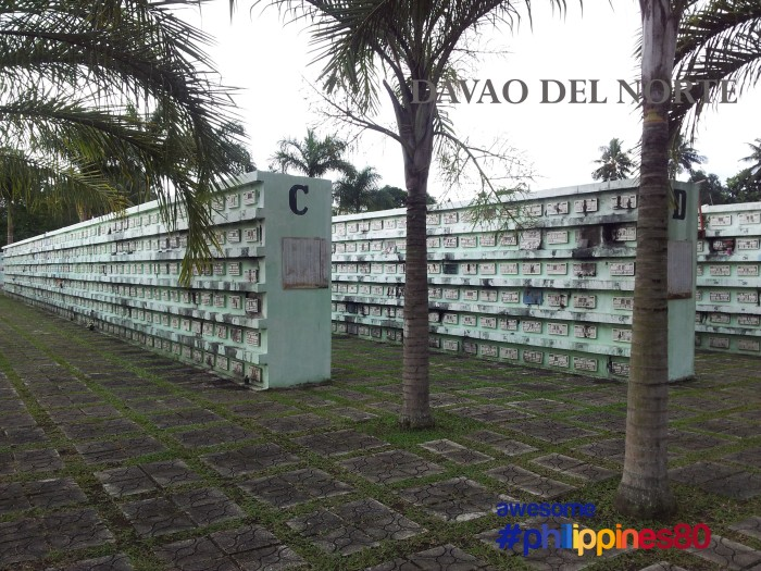 Davao Del Norte | La Filipina Public Cemetery | Top Places To See In Davao