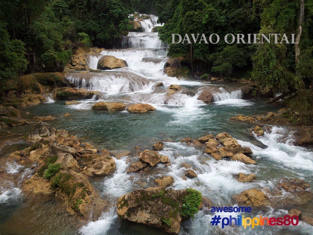 Davao Oriental | Aliwagwag Falls | Top Places To See In Davao