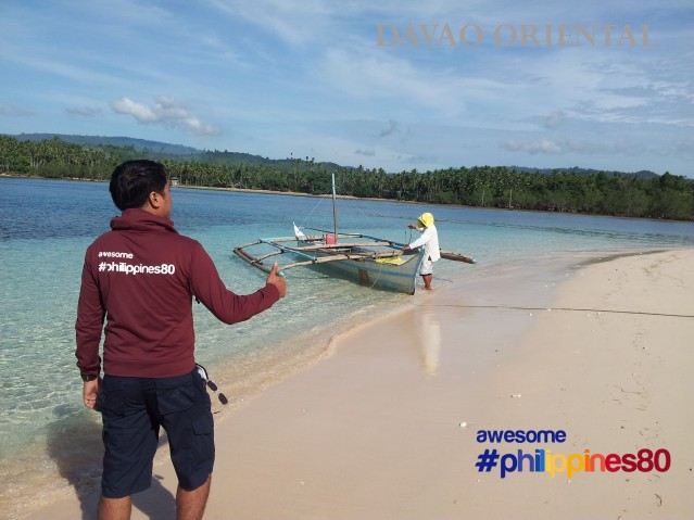 Davao Oriental   The Day I Owned San Victor Island   Top Places To See In Davao
