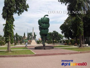 Davao Del Norte | Old Panabo City Hall and City Park | Top Places To See In Davao