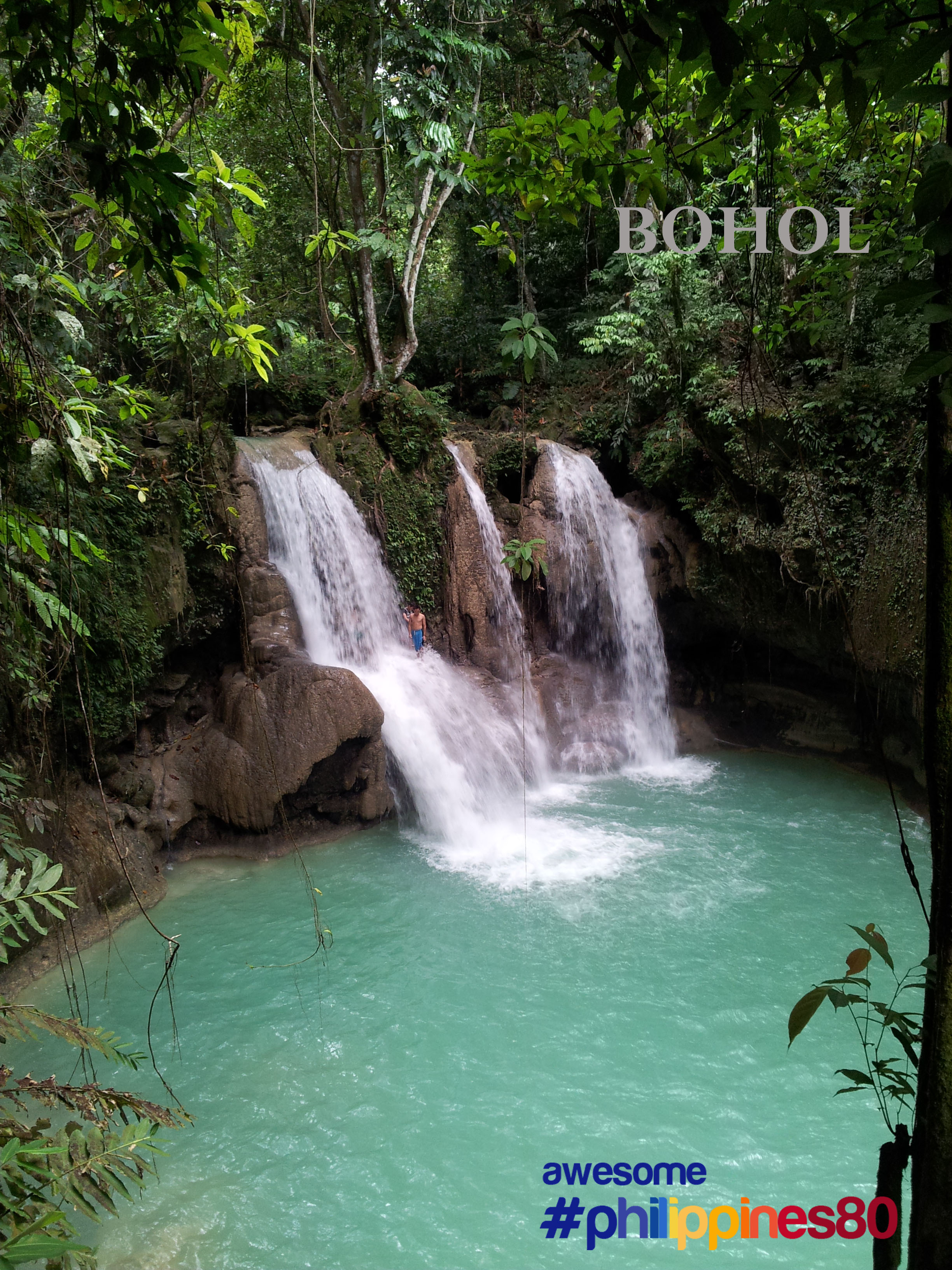 10 Most Beautiful Waterfalls In The Philippines Pinoyontheroad