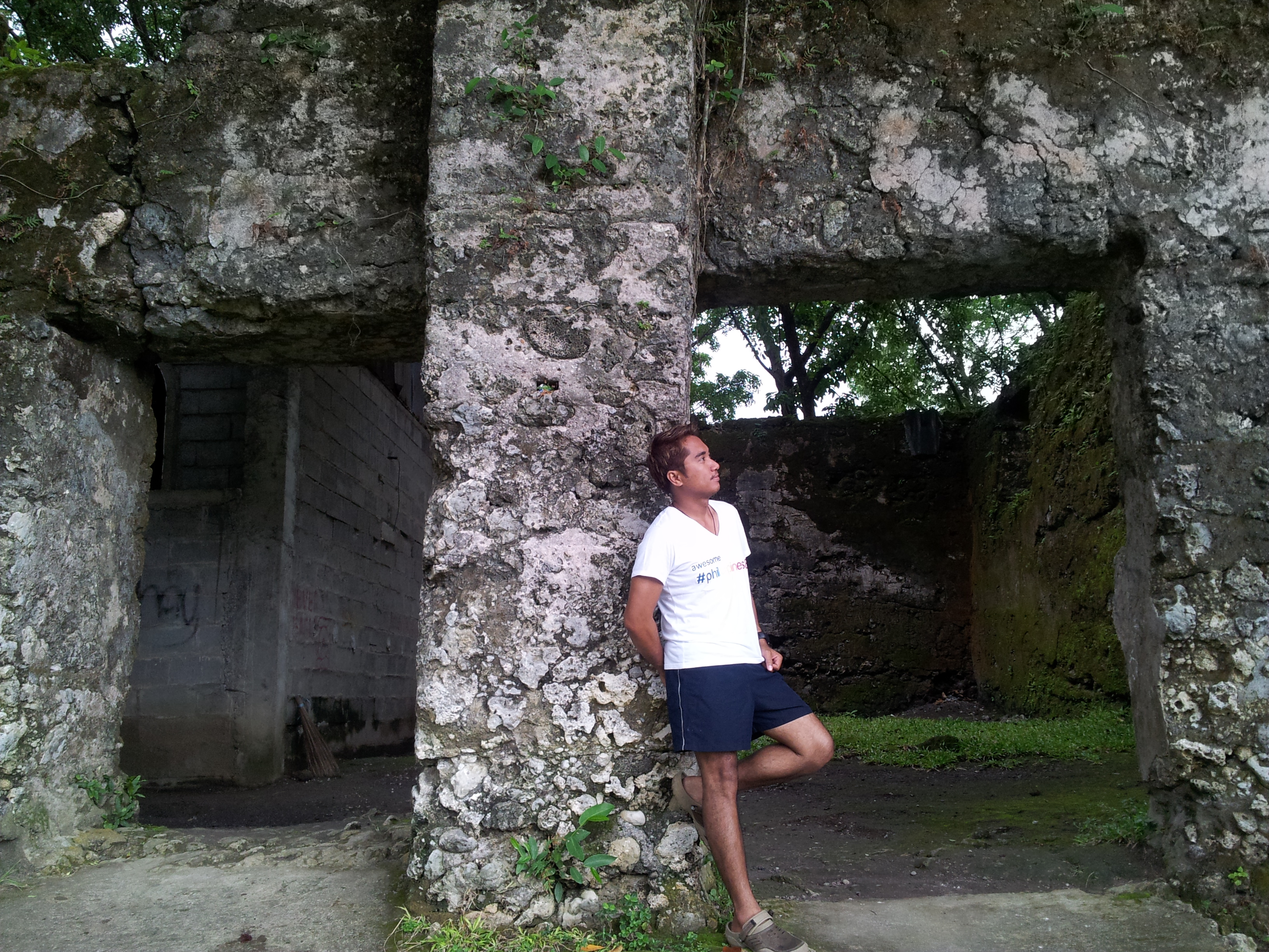 camiguin old catarman church ruins top places to see in camiguin old catarman church ruins top places to see in camiguin photo essay
