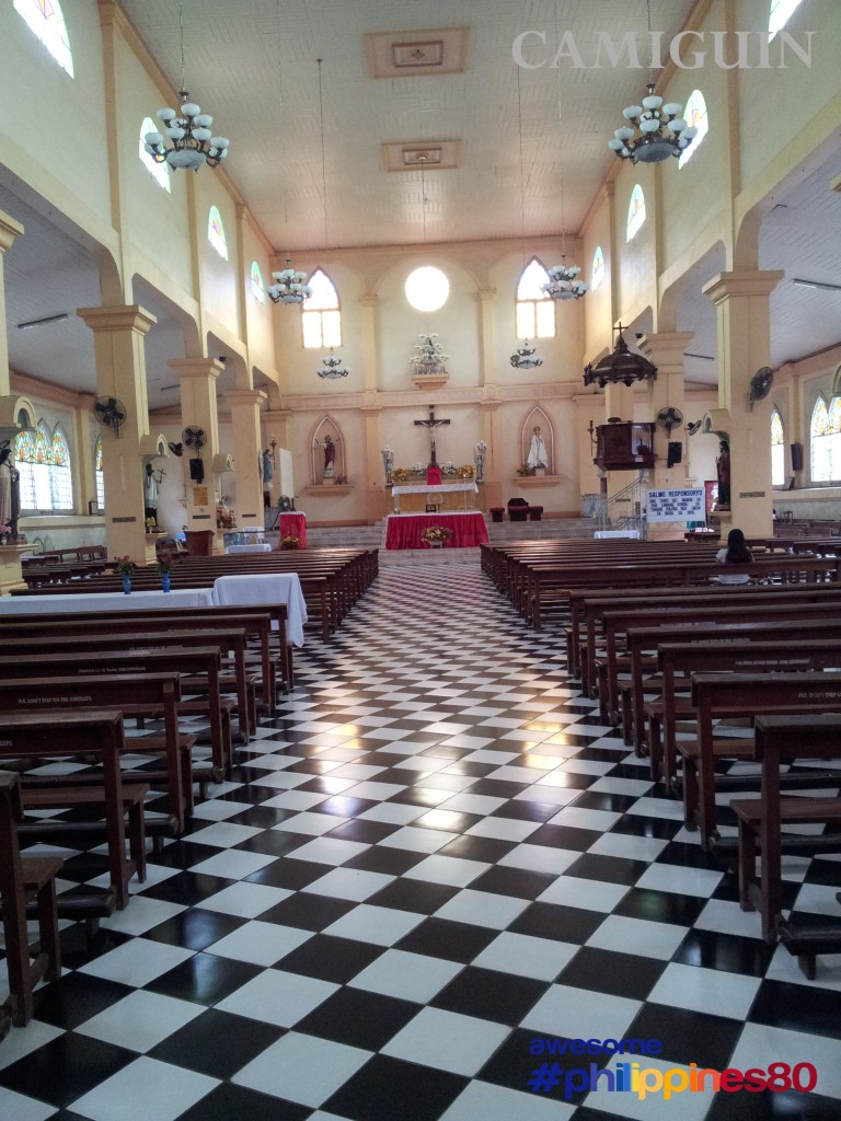 Camiguin | San Nicholas De Tolentino Church in Camiguin | Top Places To See In Camiguin | Photo Essay