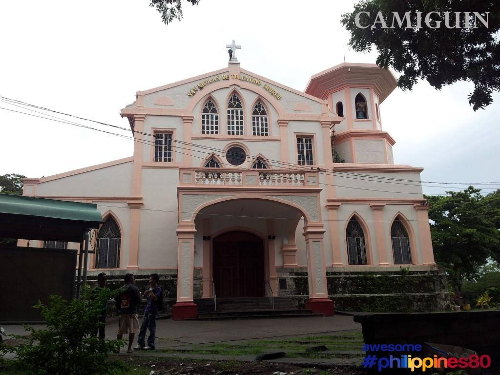 Camiguin | San Nicholas De Tolentino Church in Camiguin | Top Places To See In Camiguin | Photo Essay