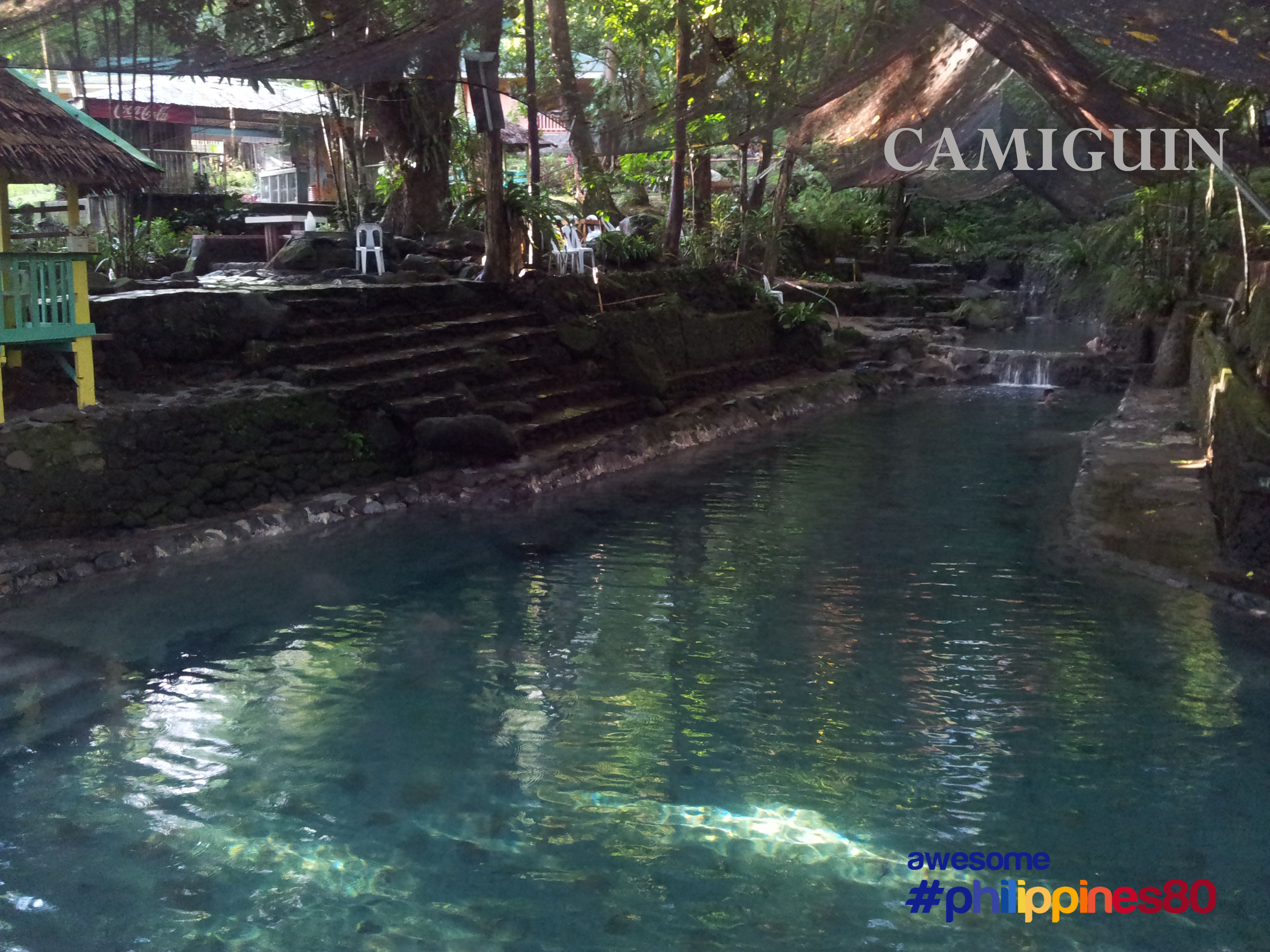 how to go to camiguin island from manila