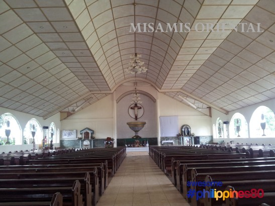 Our Lady of Lourdes Church, Claveria, Misamis Oriental