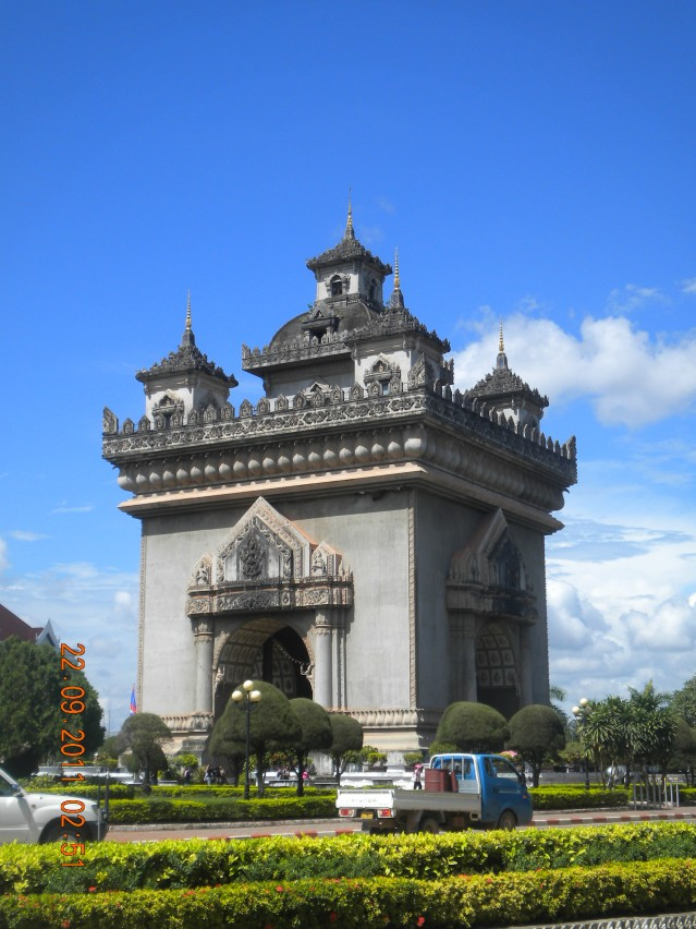 Laos | The Charms of Vientiane