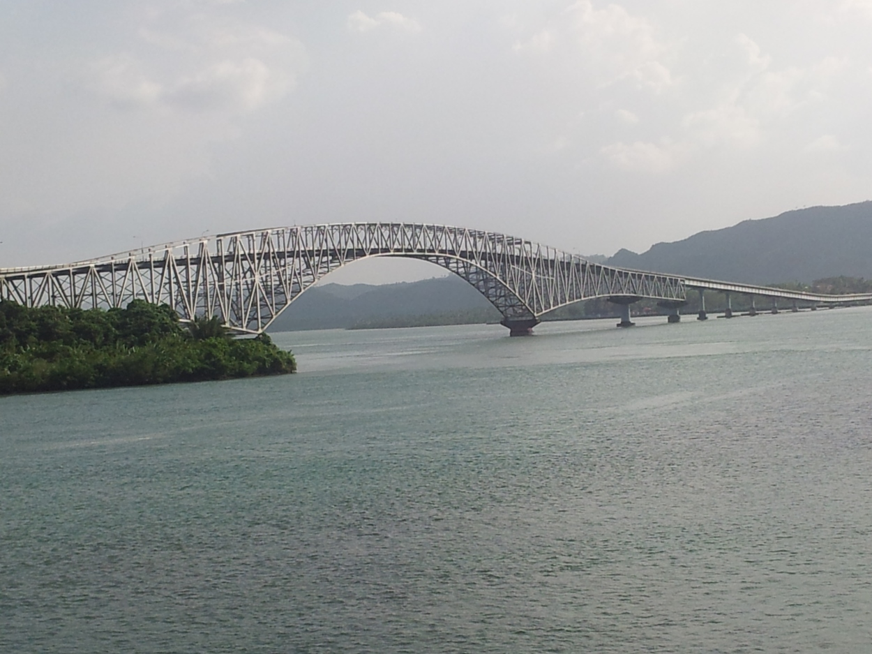 Leyte | What To See In Leyte | San Juanico Bridge is Philippines' Longest Bridge