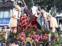 Quezon | Holy Week Celebration | Good Friday Procession in Lucban