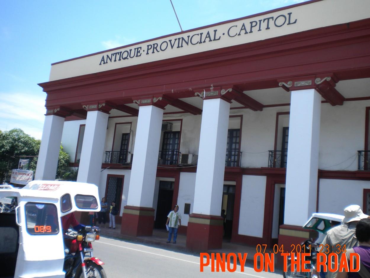 Antique | Provicial Capitol