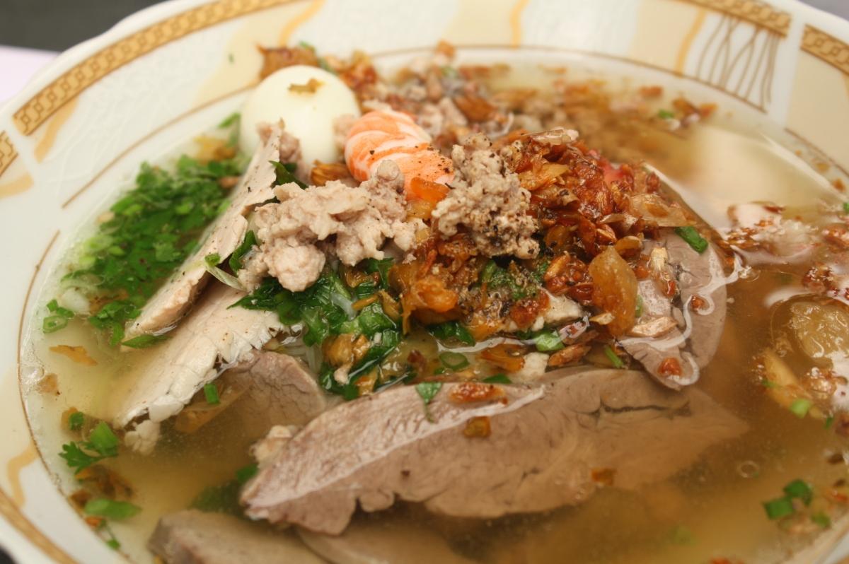 Vietnamese Traditional Breakfast