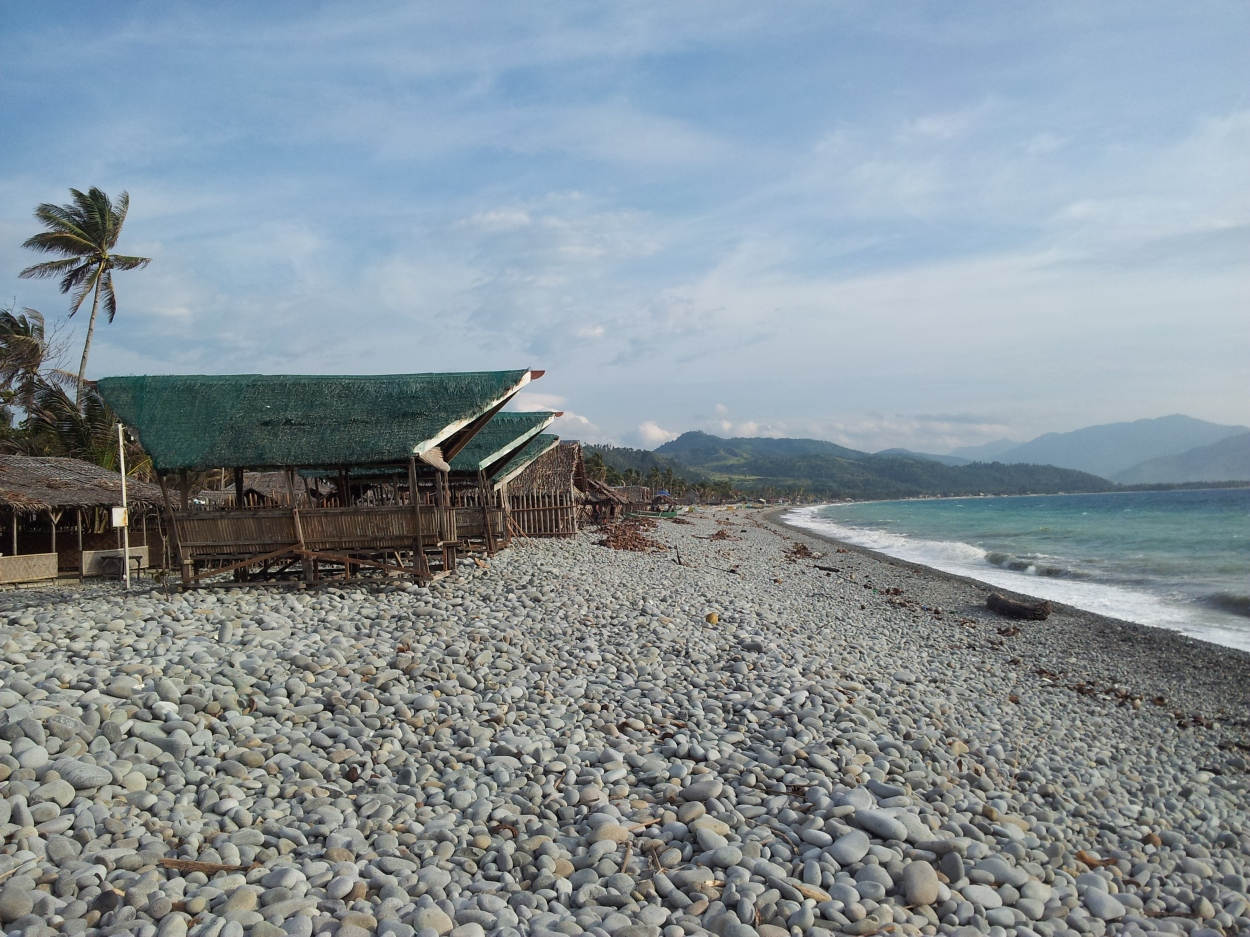 Surigao Del Norte | Mabua Pebble Beach | What to See in Surigao City