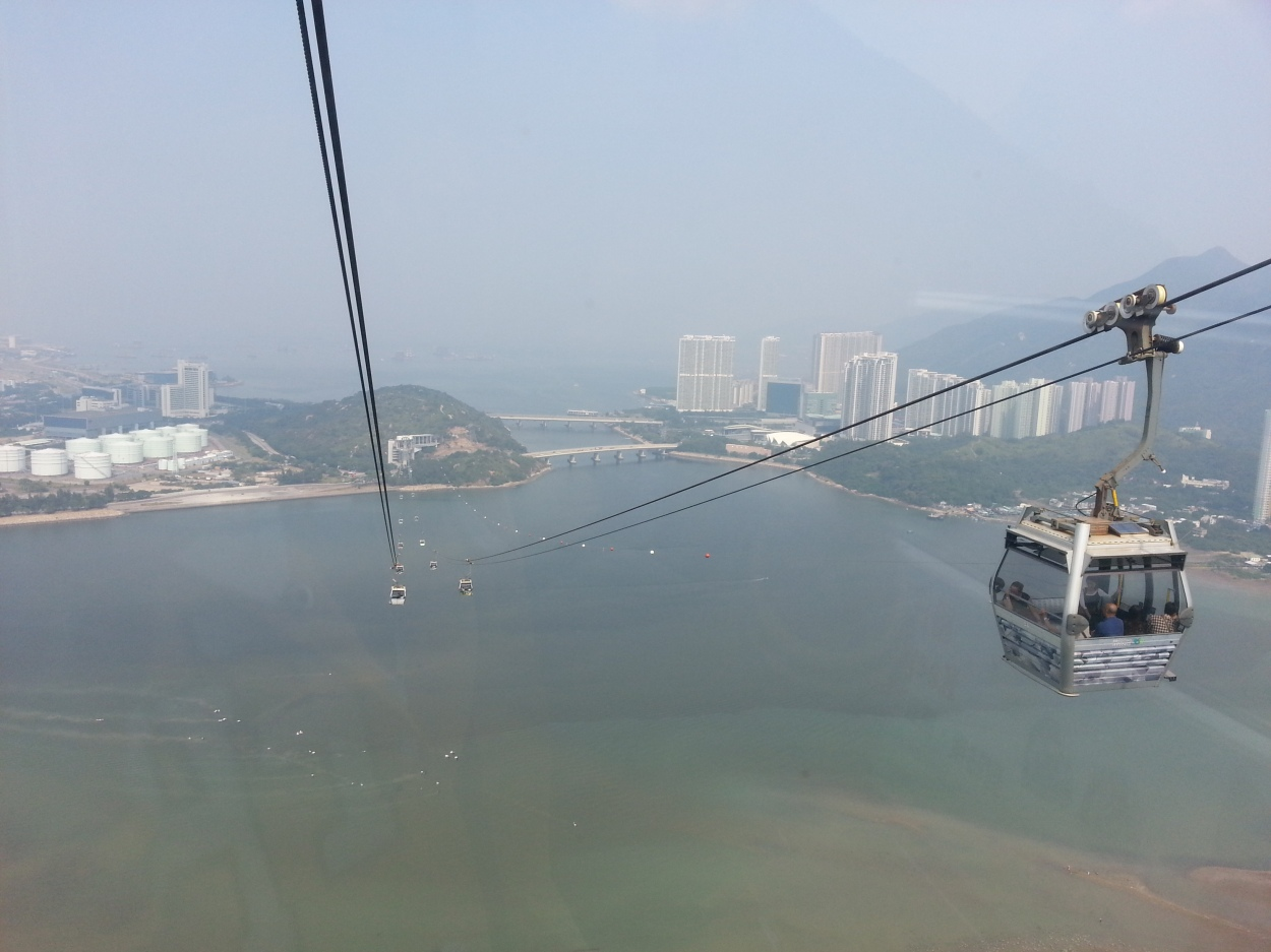 Hong Kong | What To Do in Hong Kong | Ngong Ping Cable Car Ride