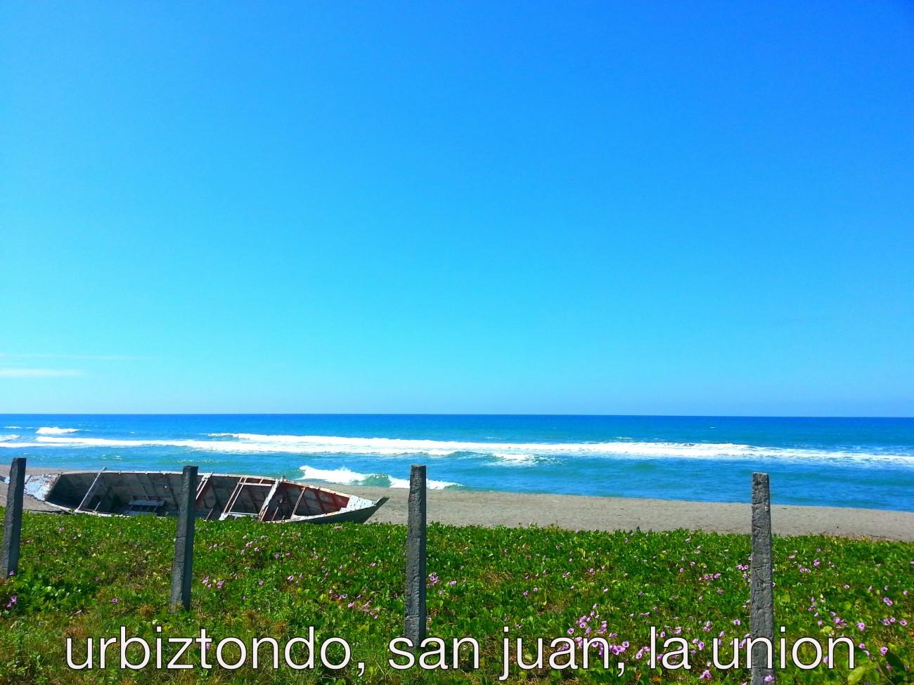 Urbiztondo Surfing Site