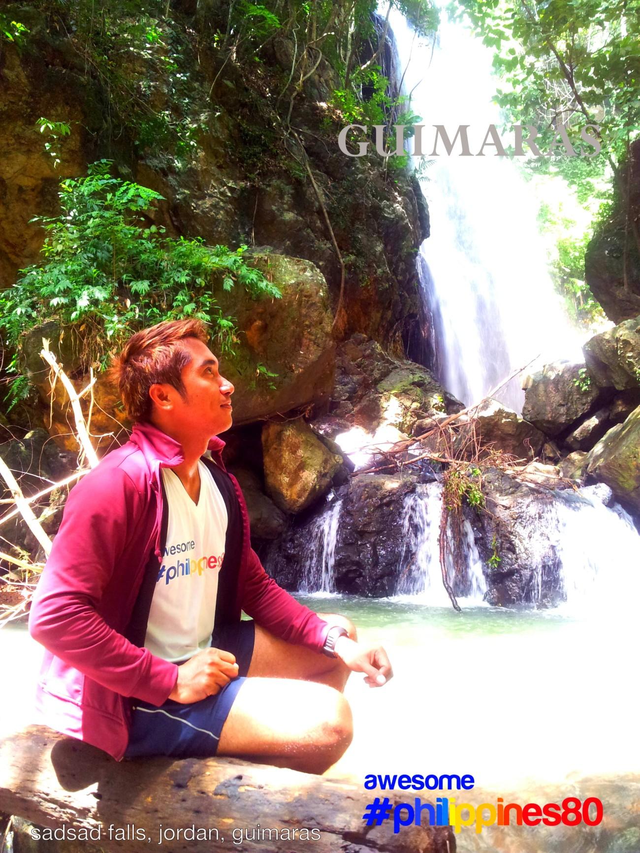 Sadsad Falls