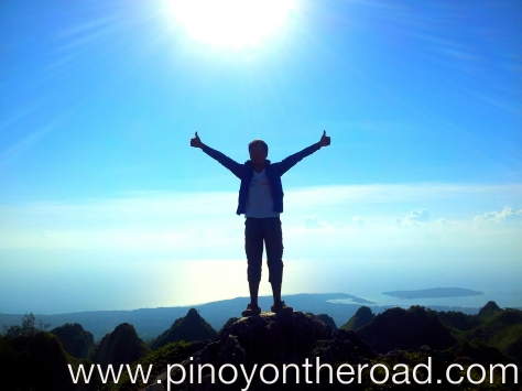 on top of the world, more fun in the philippines