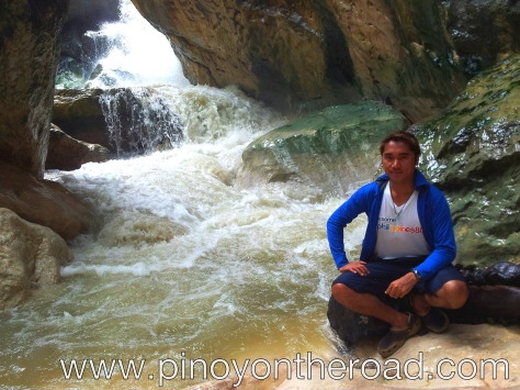 rushing waters, more fun in the philippines