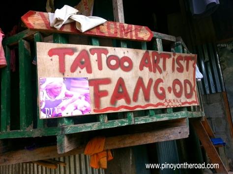 Kalinga: Of Authentic Ethic Tattoo   Photo Essay