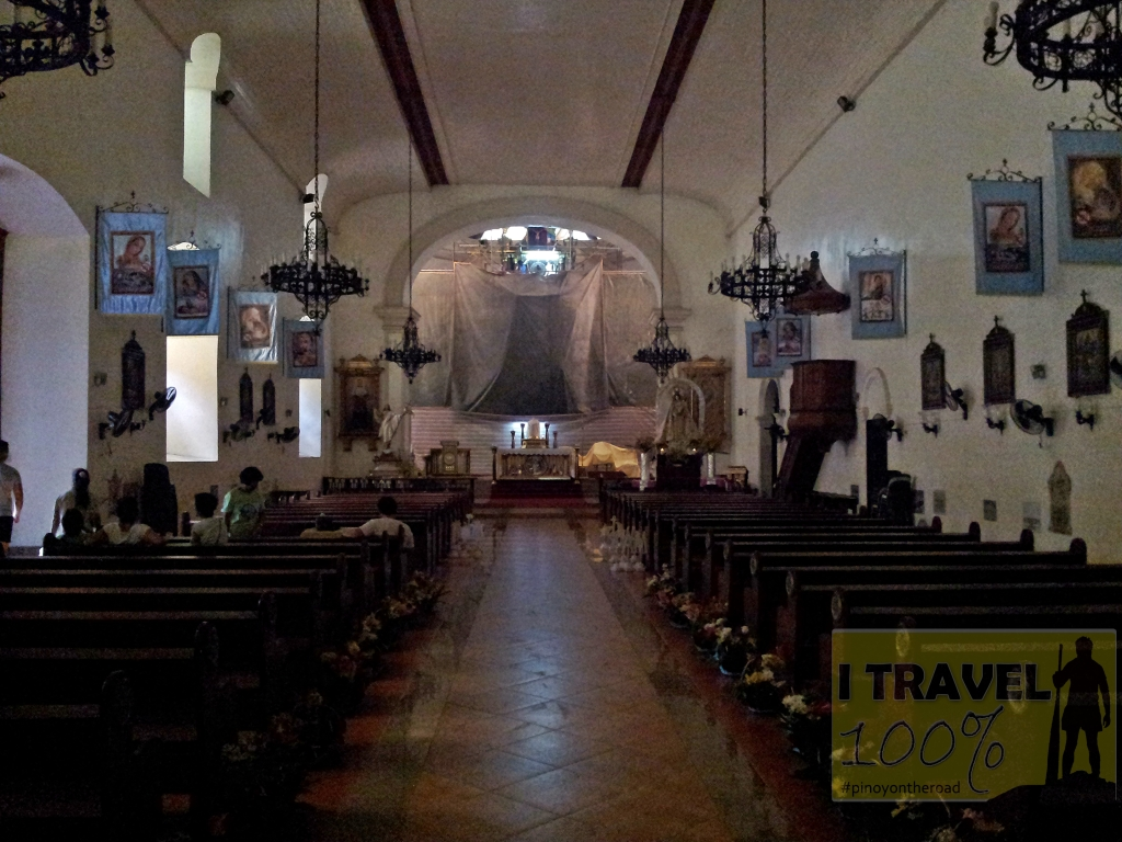 The century old Archdiocesan of St. Anthony De Padua in Pila