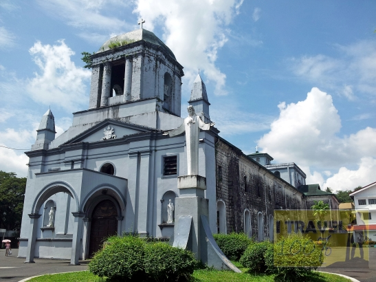 Albay | Legazpi Cathedral | What To See in Legazpi City | #pinoyontheroad | pinoy on the road