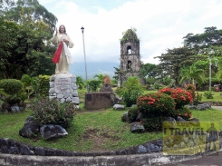 Albay   Cagsawa Ruins   What to See in Legazpi   #pinoyontheroad   pinoy on the road