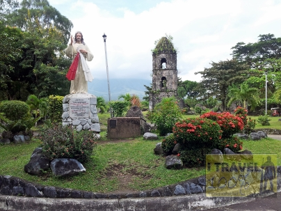 Albay | Cagsawa Ruins | What to See in Legazpi | #pinoyontheroad | pinoy on the road