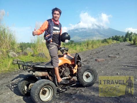 Albay | ATV Ride to Mayon Volcano | Photo Essay