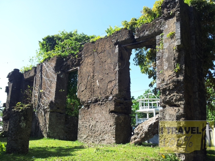 Sorsogon | Barcelona Church and Century Old Ruins | Photo Essay