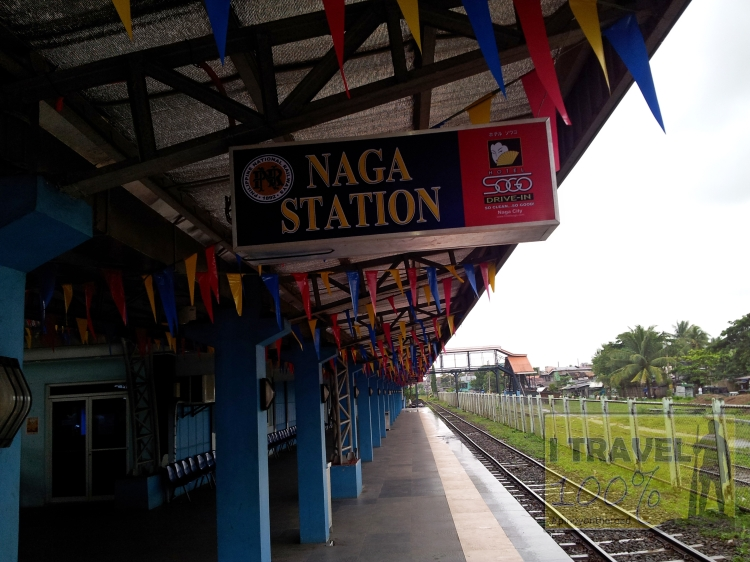 Albay | PNR Train from Naga to Manila | Photo Essay