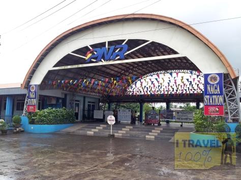 Albay | PNR Train from Naga to Manila | Photo Essay