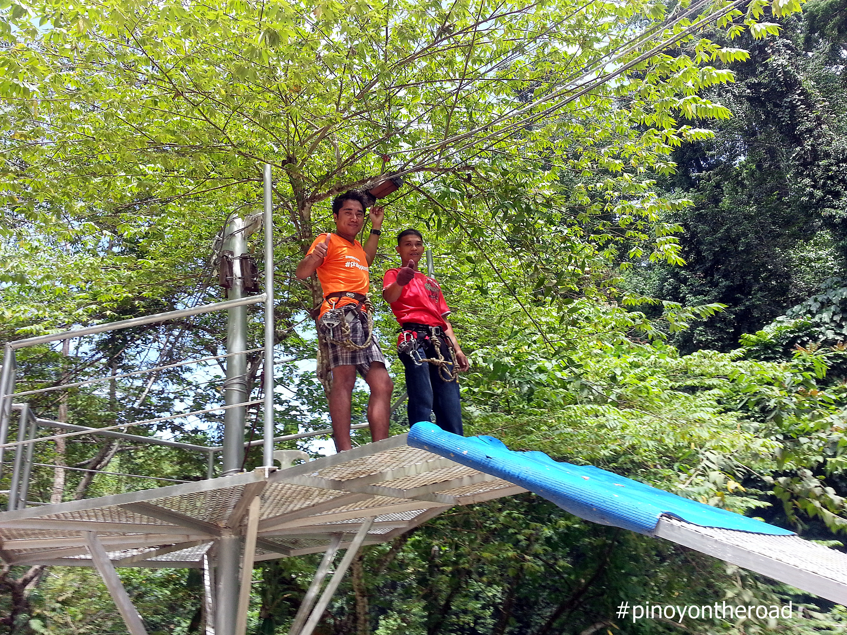 what about ziplining at maria christina falls  lanao del norte zipline at maria christina falls what to do in iligan city