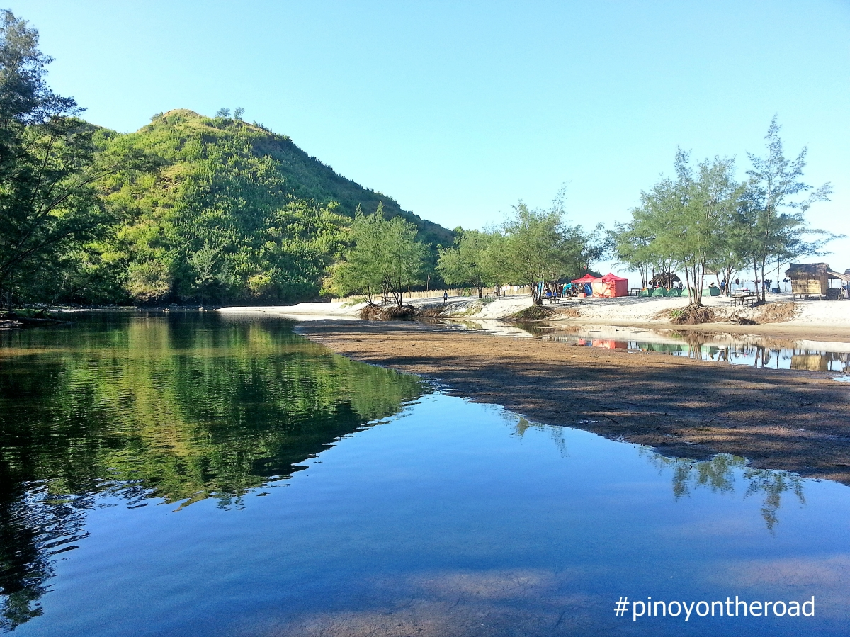 Another Day In Anawangin Cove Pinoyontheroad