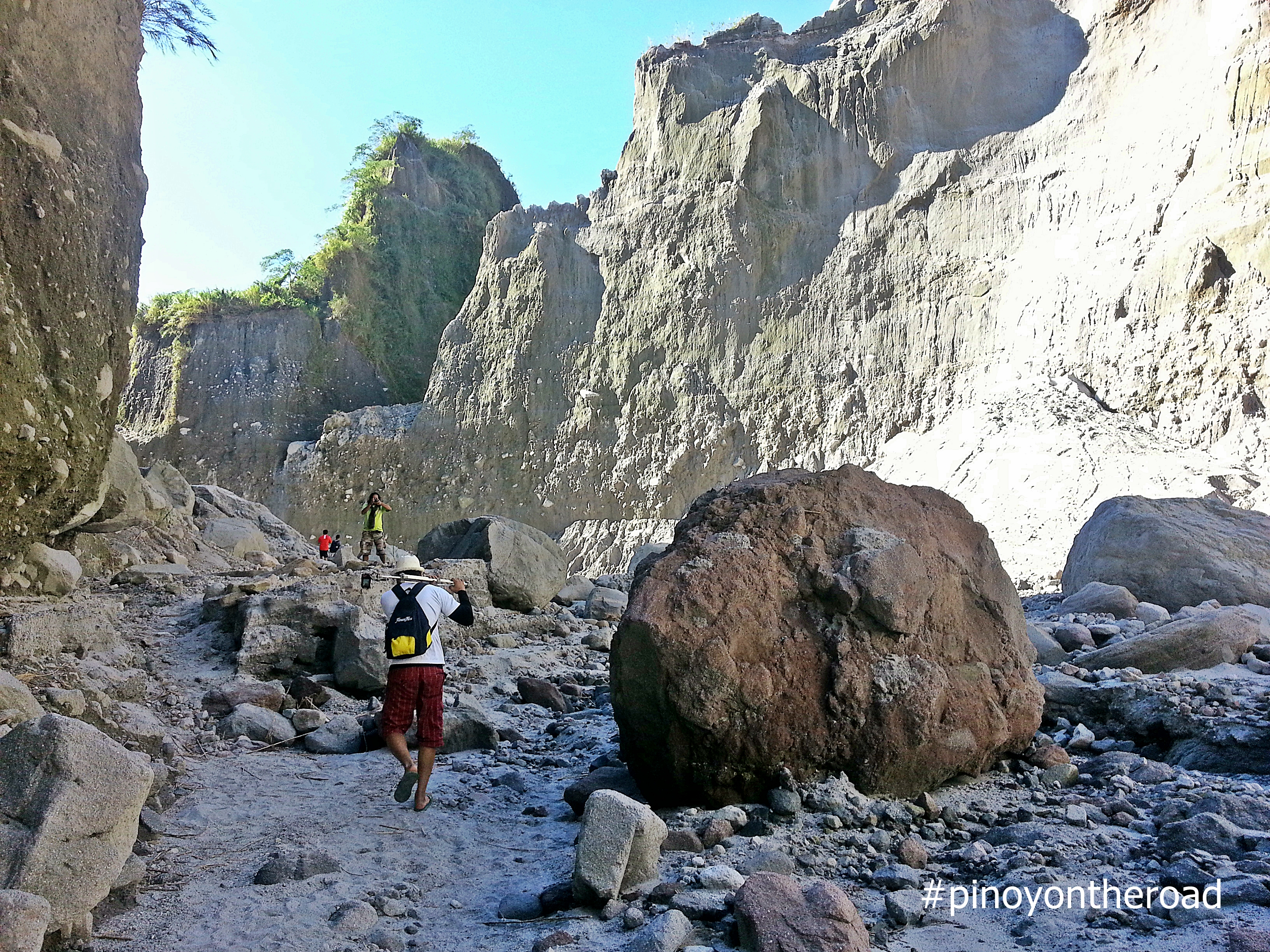 mt pinatubo trek is worth every step  zambales mt pinatubo trek 2012 photo essay pinoy on the