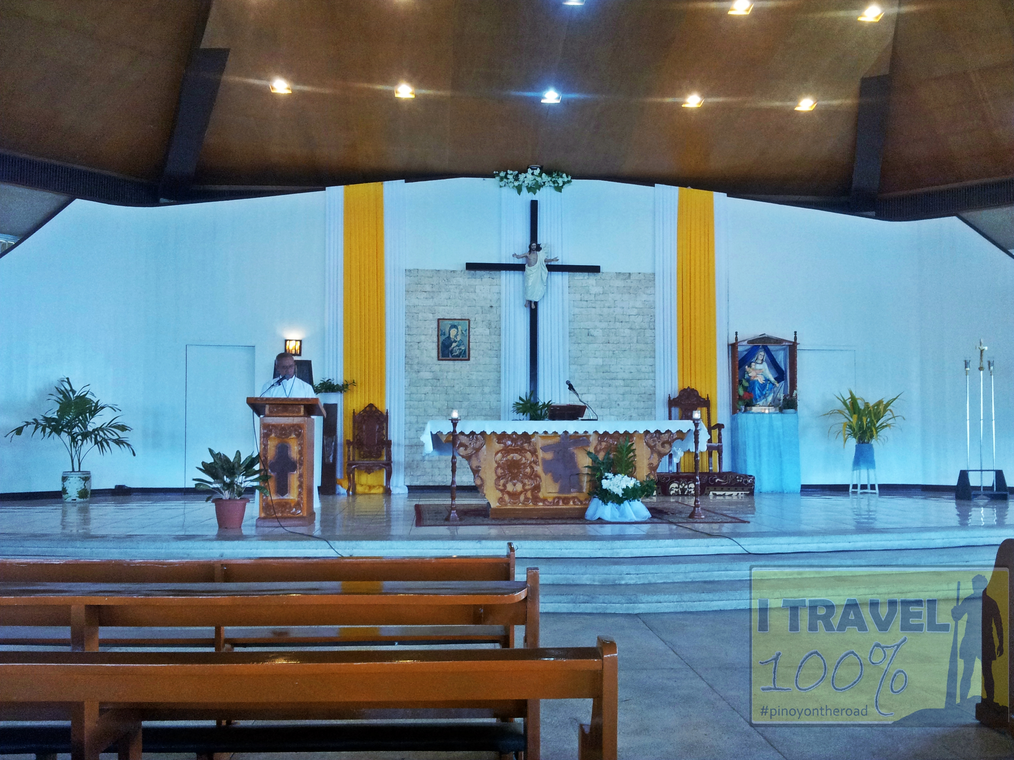 bongao catholic church in tawi tawi pinoyontheroad tawi tawi bongao catholic church church in tawi tawi photo essay