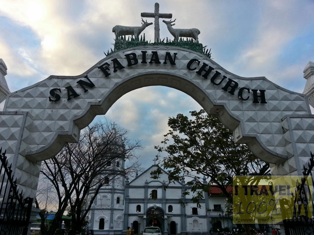 Pangasinan | San Fabian Church of St Fabian, Pope and Martyr