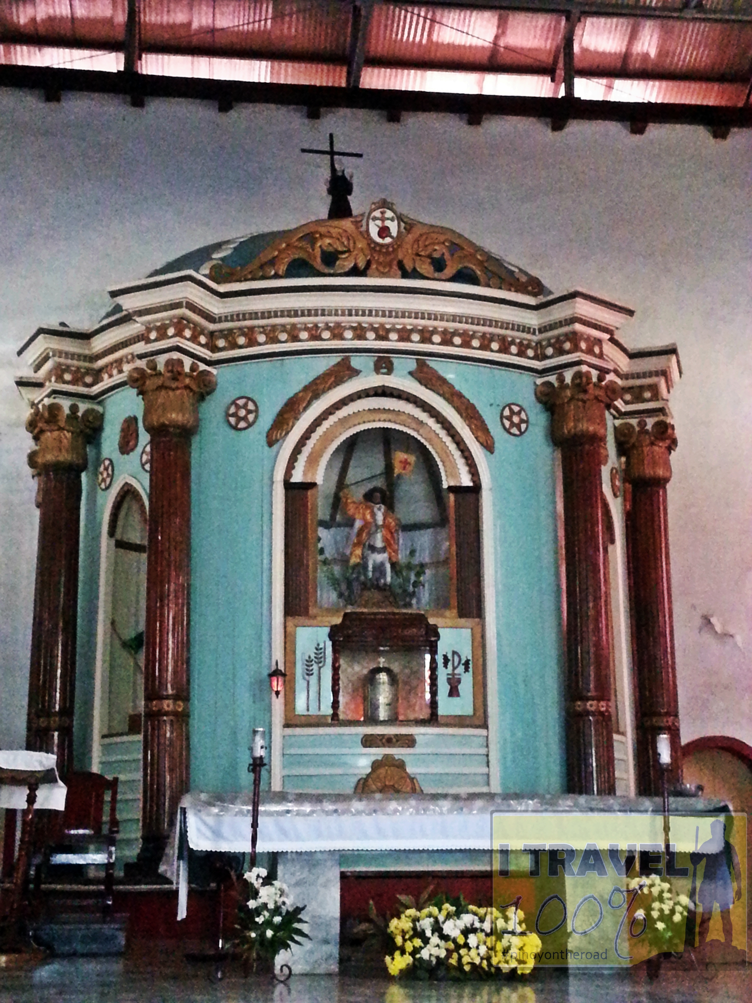st james the great parish church of bolinao  pangasinan st james the great parush church photo essay