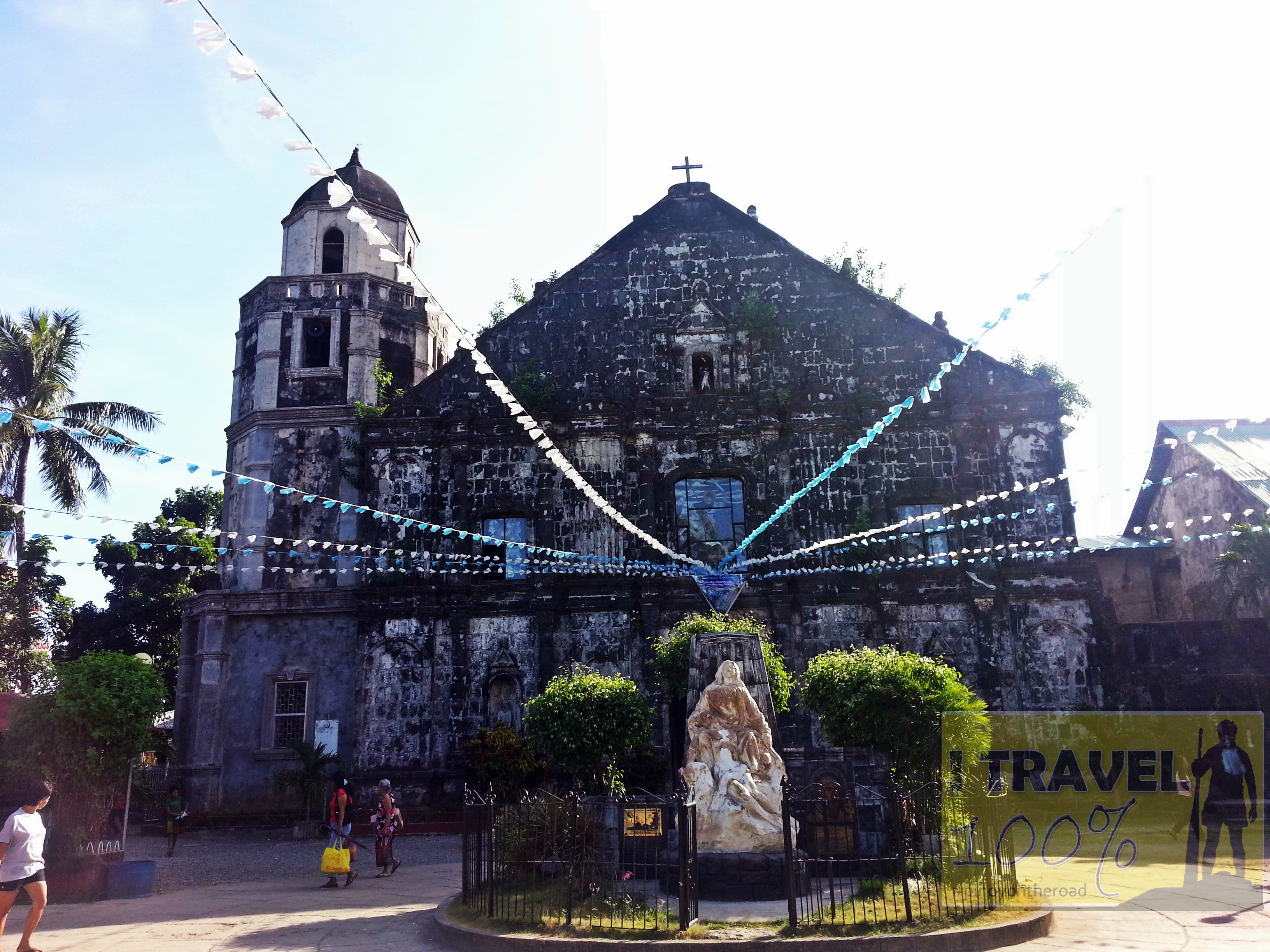 st james the great parish church of bolinao pinoyontheroad pangasinan st james the great parush church photo essay